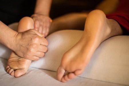 Refleksologinio pėdų masažo kursai